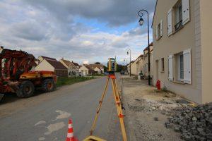 André géomètre métreur pour les projets d'aménagement et d construction